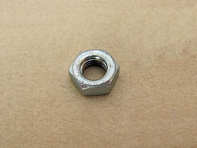 Norton Commando chain adjuster nut