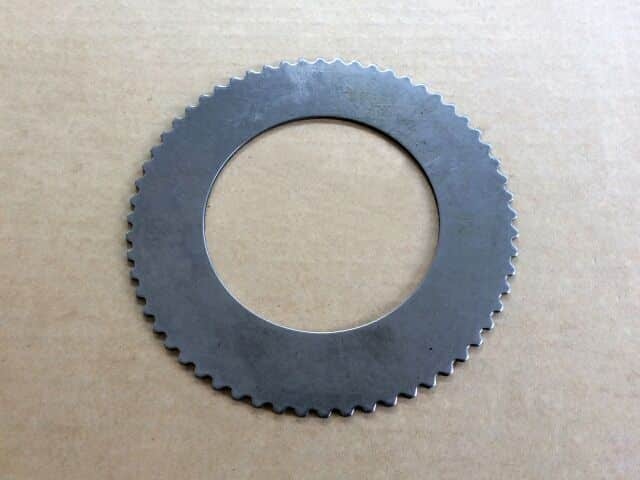 060746 Norton Commando steel clutch plate