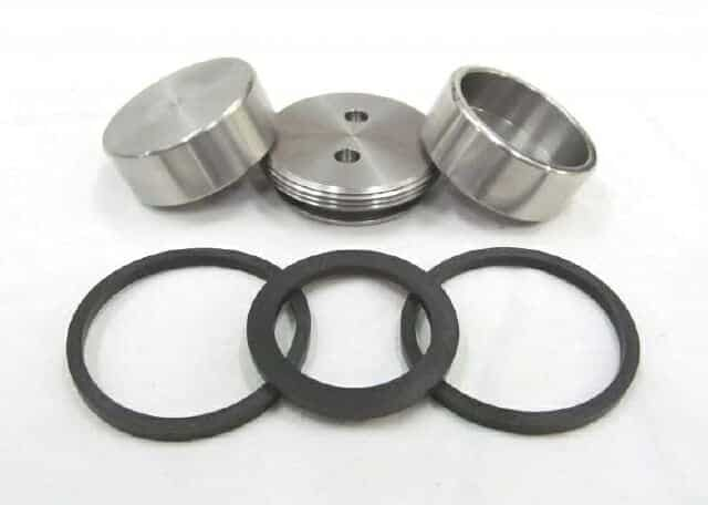 Norton Commando brake caliper piston, seal and plug kit
