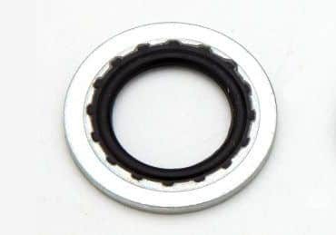 Petrol tap washer