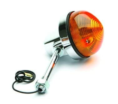 Indicator light assembly, long