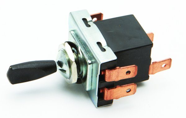 Replica Lucas 3 position toggle switch