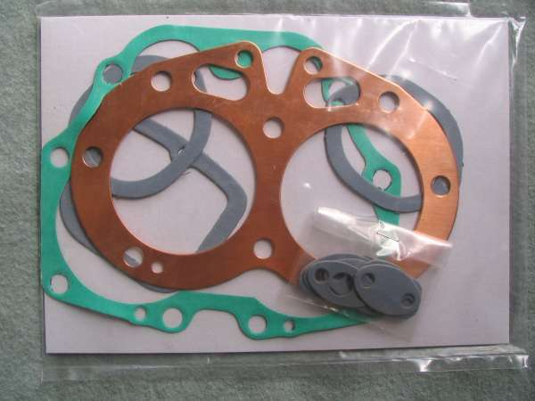 Decoke gasket set, Commando Fastback