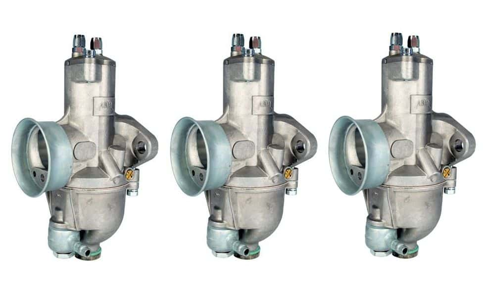Aluminium Premier 626 carburettor set