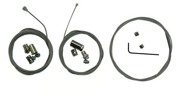 Breakdown cable repair kit