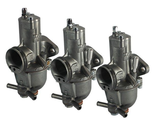 Amal Premier 626 carburettor set
