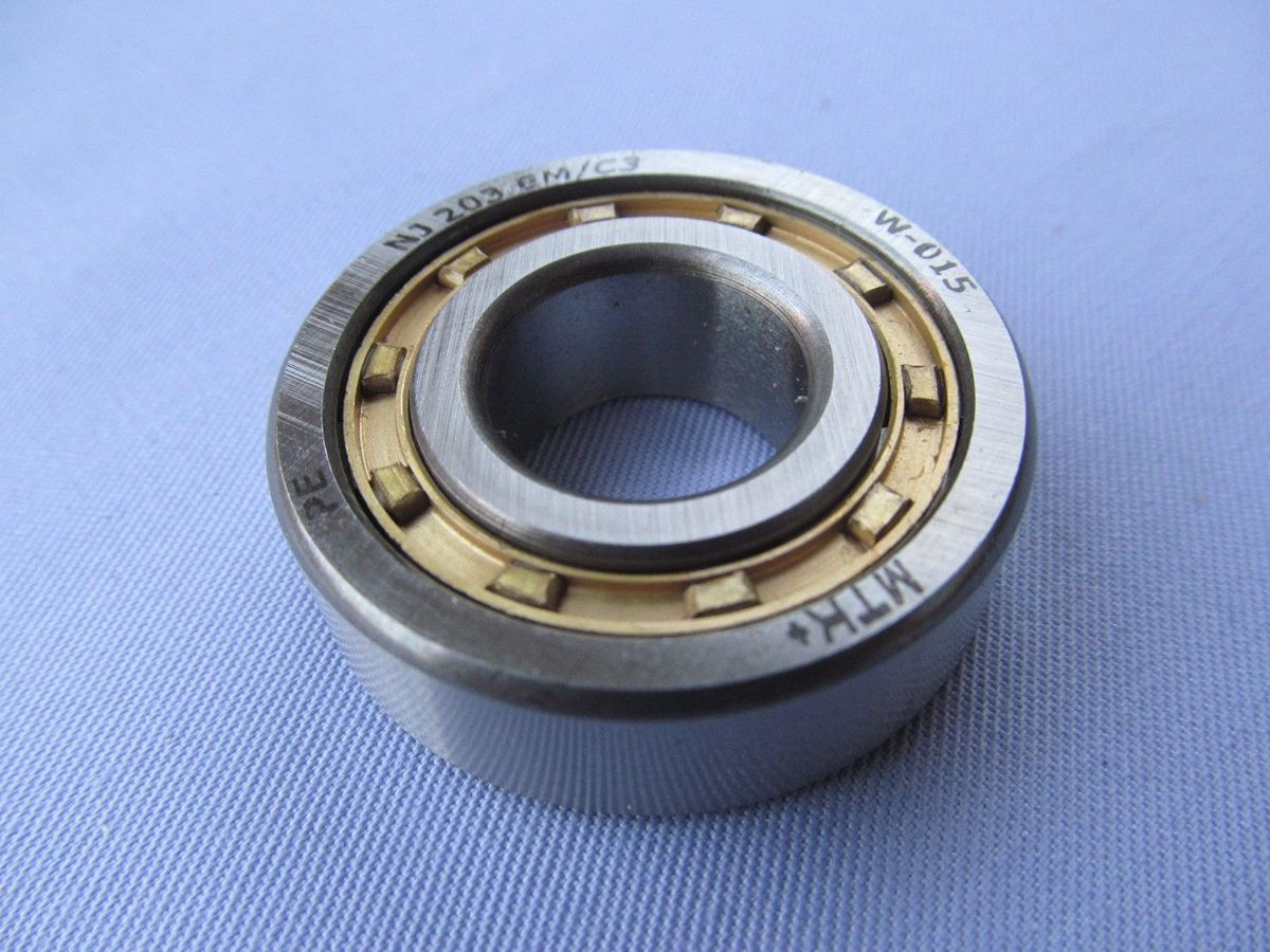 Norton layshaft superblend bearing