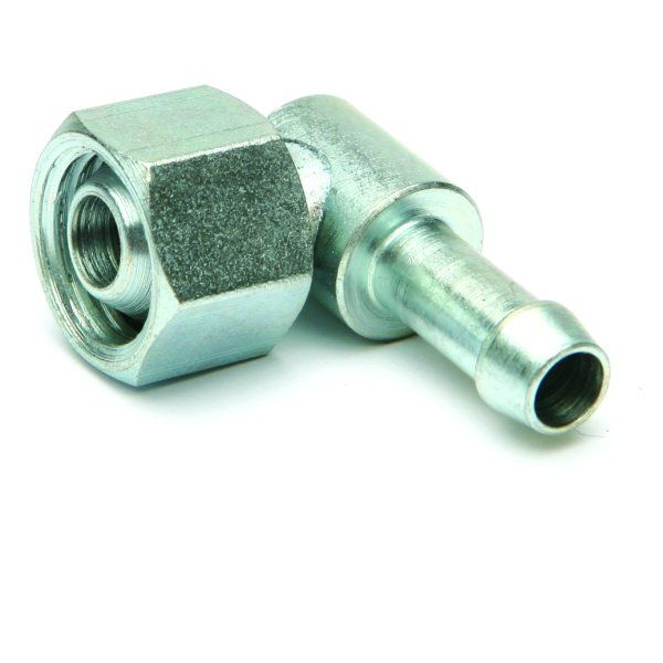 90 degree elbow with 1/4 gas nut