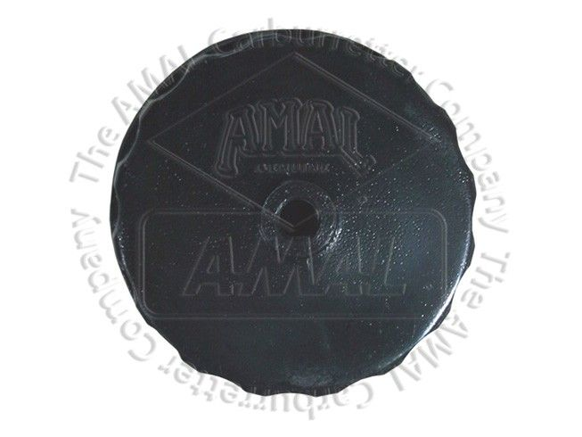Amal mixing chamber top, adjuster type