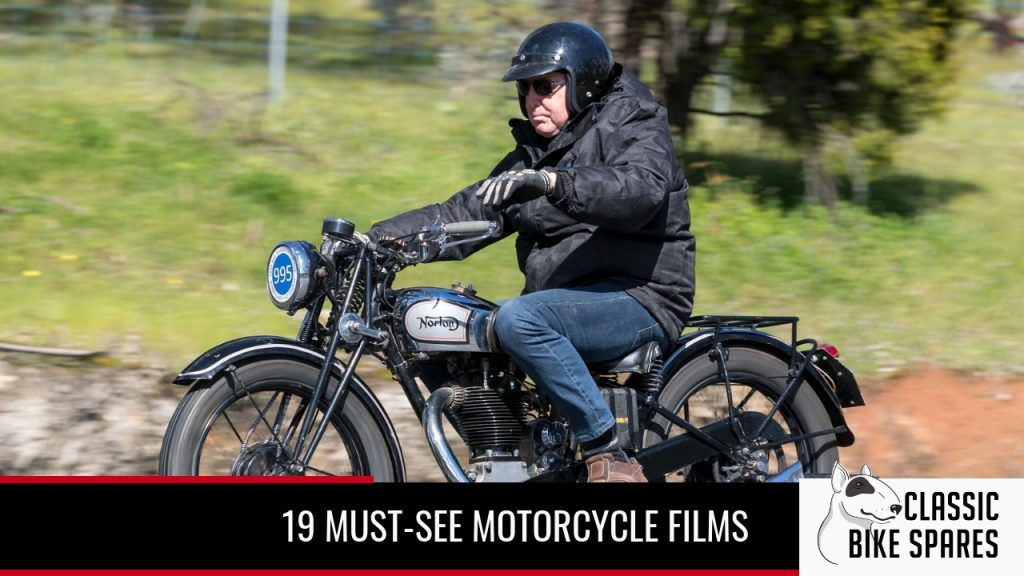 19 Must-See Motorcycle Films