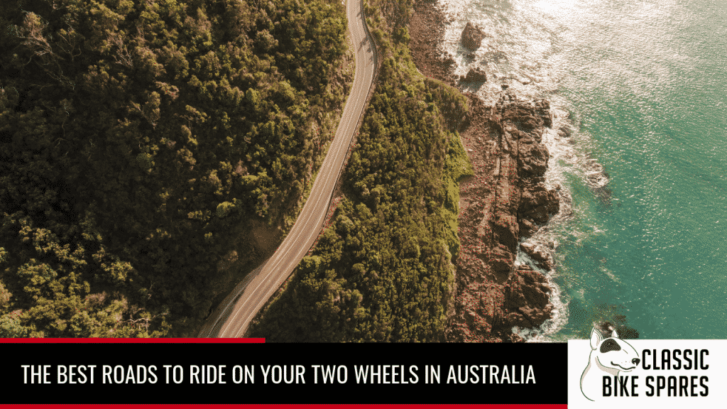 The Best Roads to Ride on Your Two Wheels in Australia