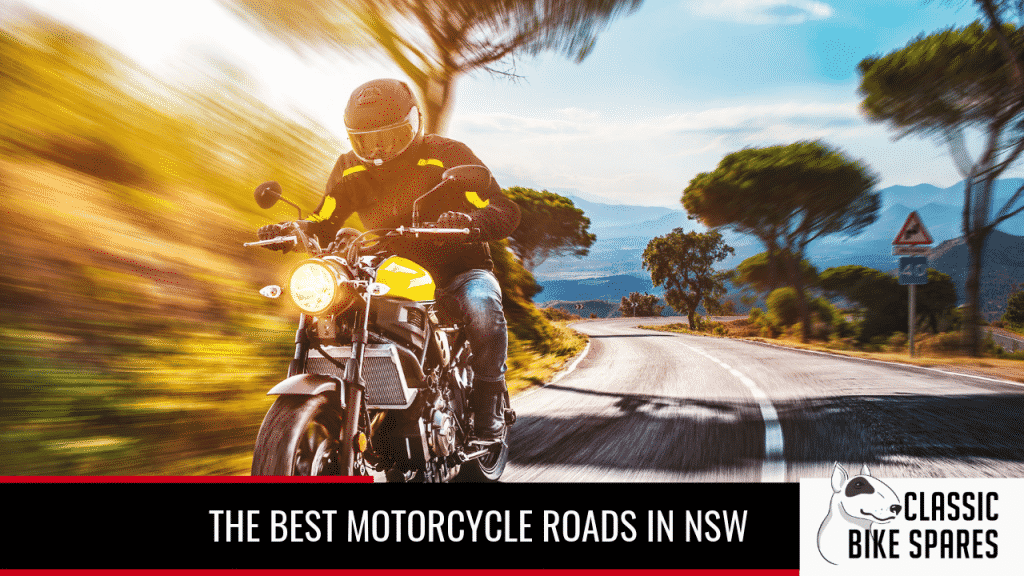 The Best Motorcycle Roads in NSW -