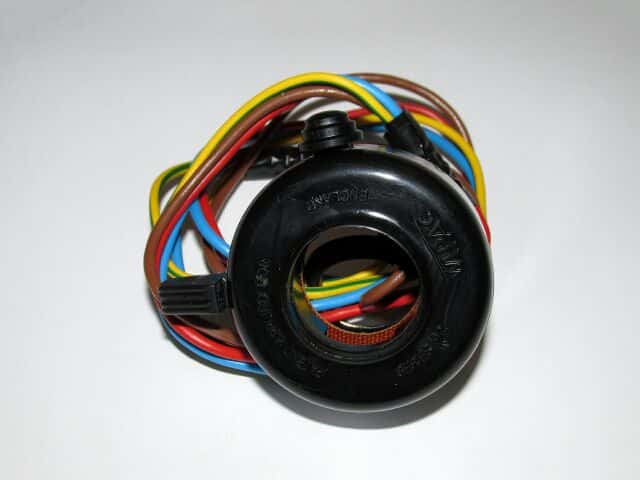 Ducon switch with harness
