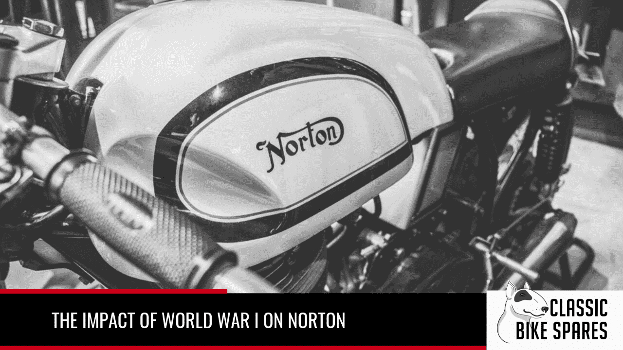 The History of Norton Motorcycles -