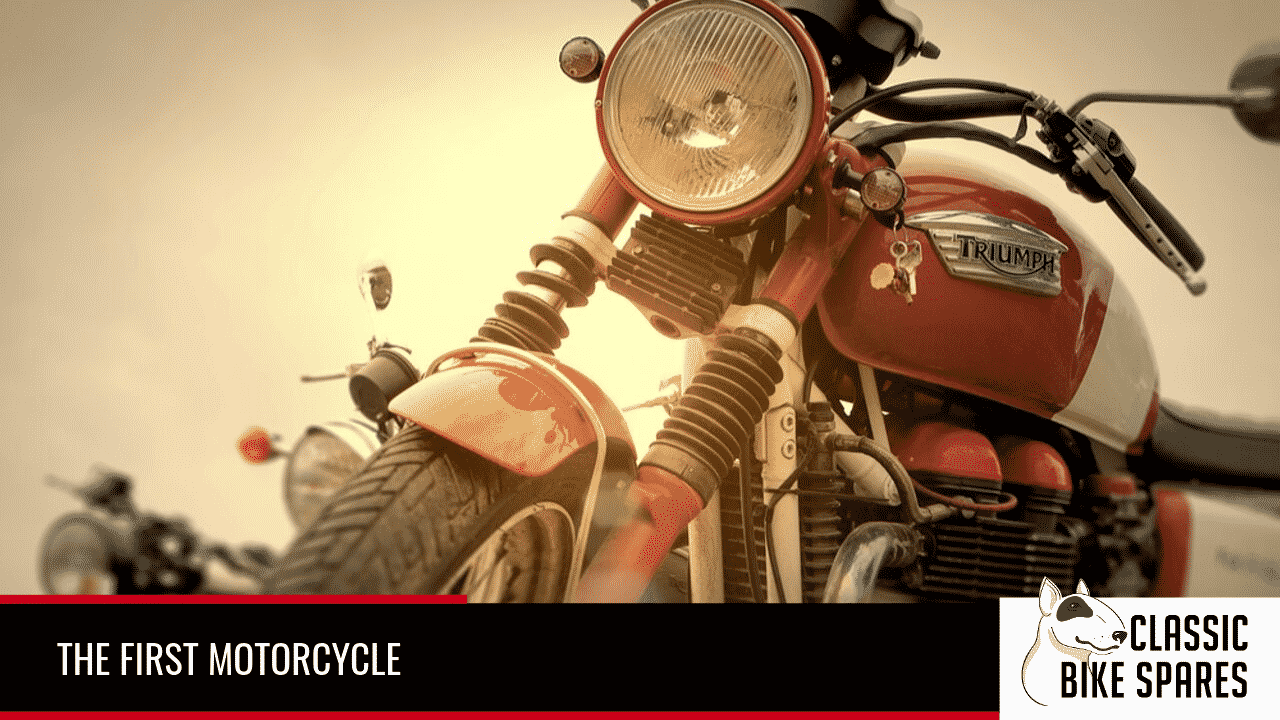 Triumph Motorcycles - The History -