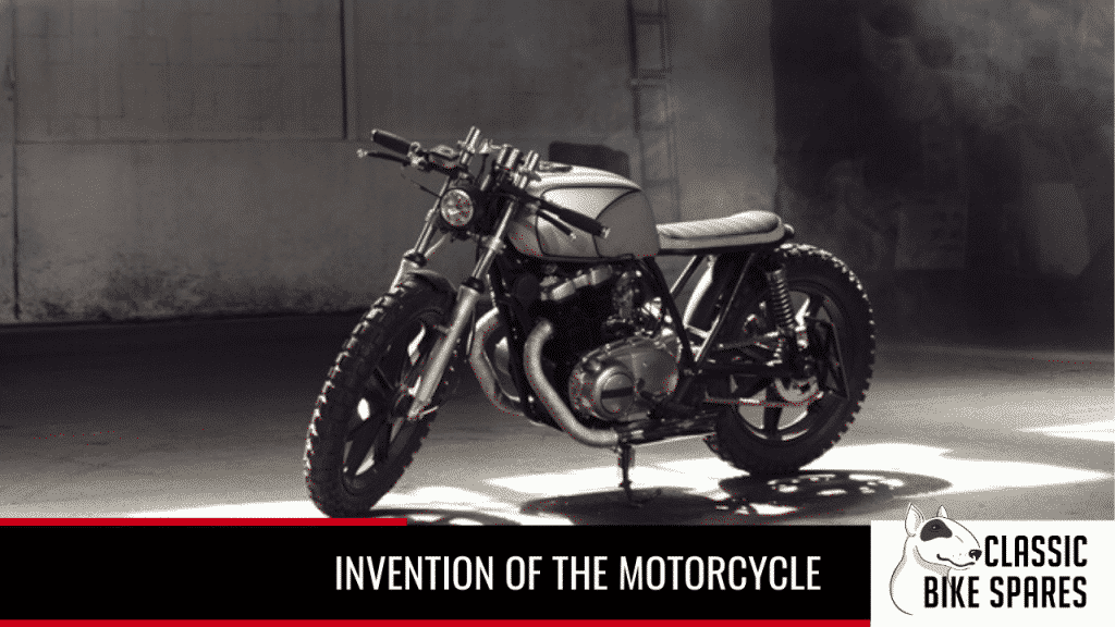 Invention of the Motorcycle - Motorcycle